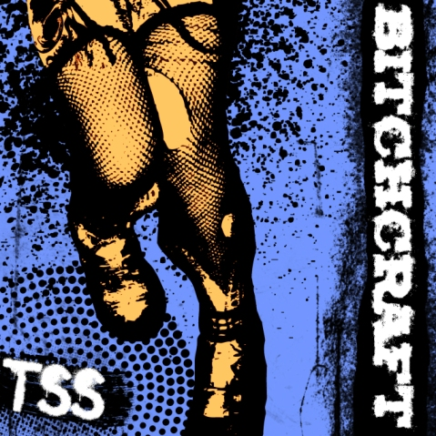 Bitchcraft CD Art