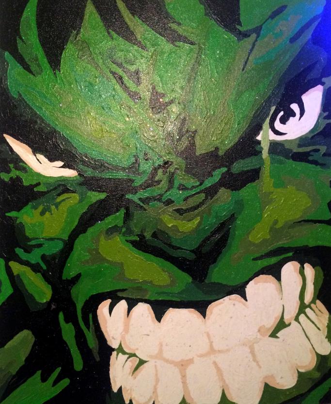 Hulk Fan Art