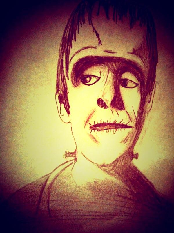 Munster Sketch